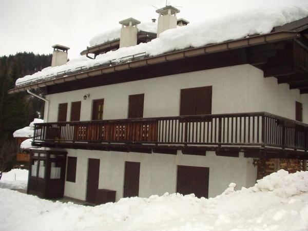 Foto invernale di presentazione Appartamento Del Favero Silvia