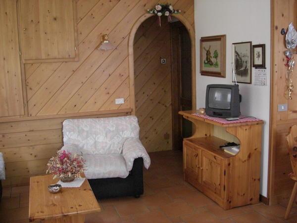 La zona giorno Appartamento Del Favero Silvia