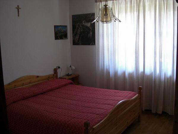Foto della camera Appartamento Del Favero Silvia