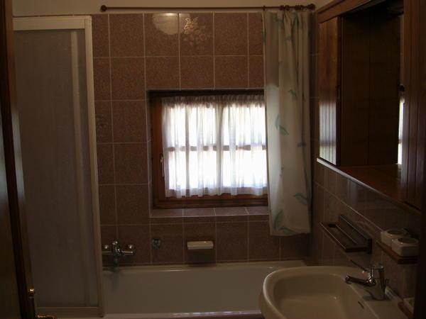 Foto del bagno Appartamento Del Favero Silvia