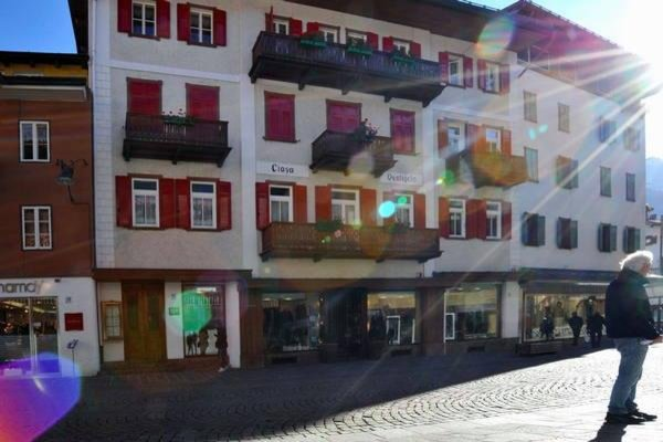 Foto estiva di presentazione Ciasa Ventejelo - Appartamenti