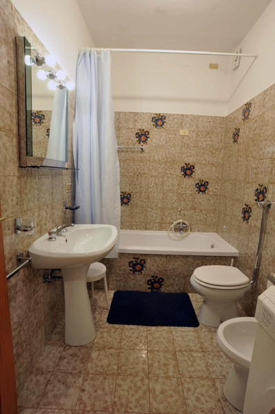 Photo of the bathroom Apartments Ciasa Ventejelo