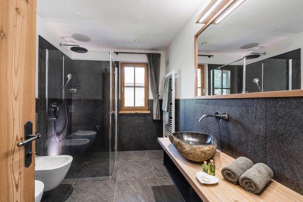 Foto del bagno Appartamenti Chalet Sophia