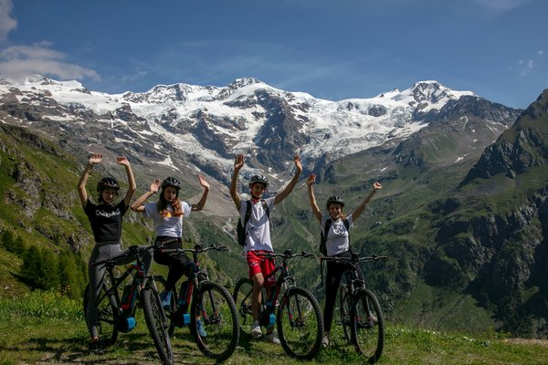 Foto di presentazione Noleggio bici Ambaradanspitz
