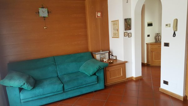 The living area Apartment Piazzi Mauro