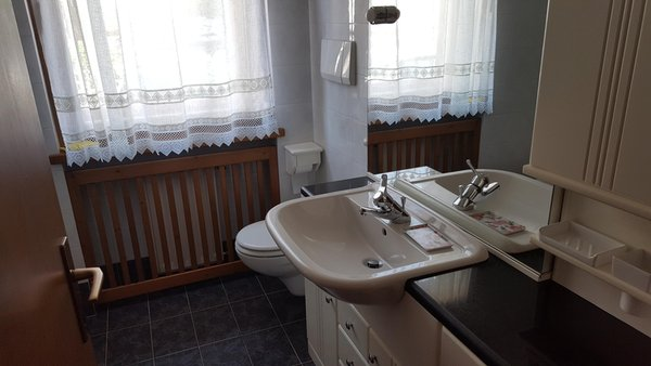 Photo of the bathroom Apartment Piazzi Mauro