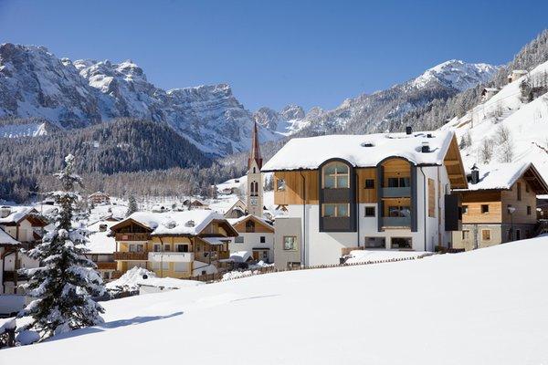 Foto invernale di presentazione Berghotel Sanví