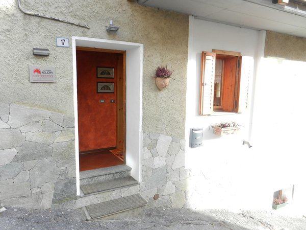 L'ingresso