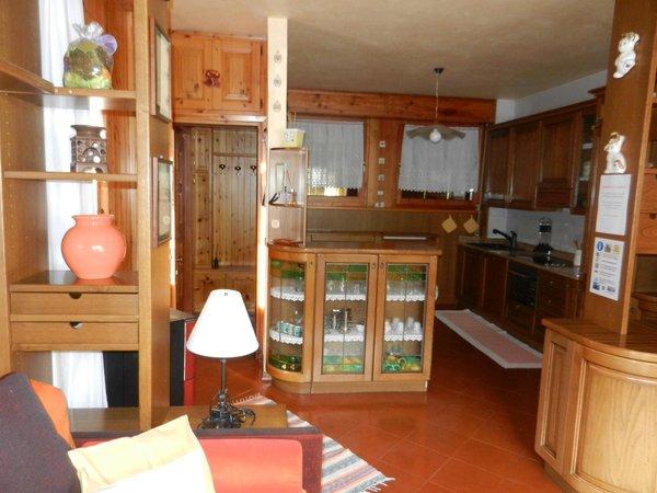 Foto della cucina Casa Elda