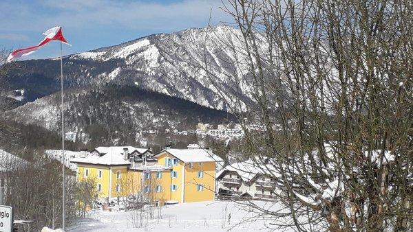 Foto esterno in inverno Rosticaffè