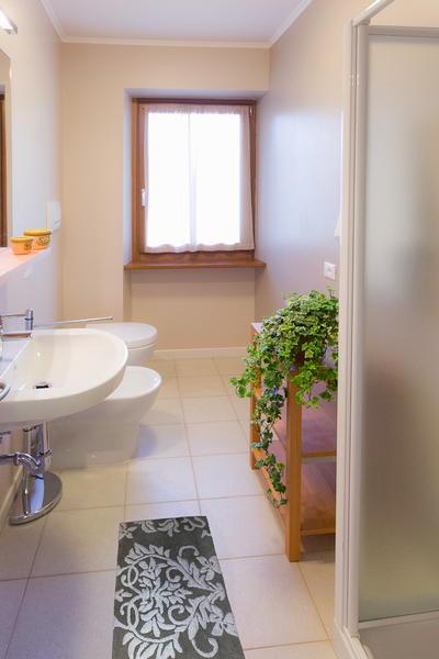 Foto del bagno Appartamenti Regina