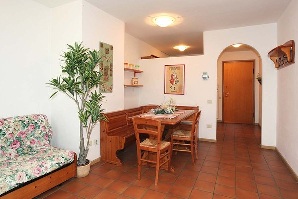 The common areas Residence Edelweiss