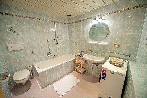 Foto del bagno Apartment Pinzigher