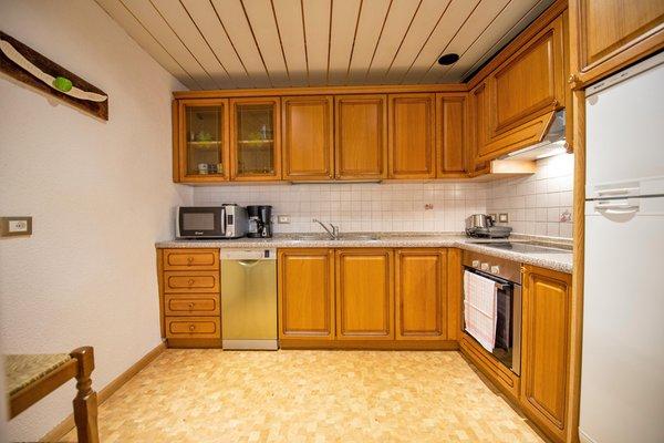 Foto della cucina Apartment Pinzigher