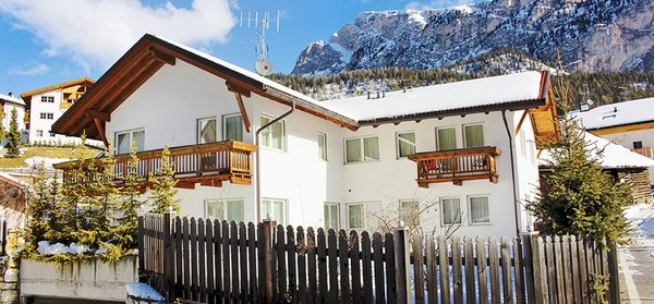 Foto esterno in inverno Chalet Villa Muse