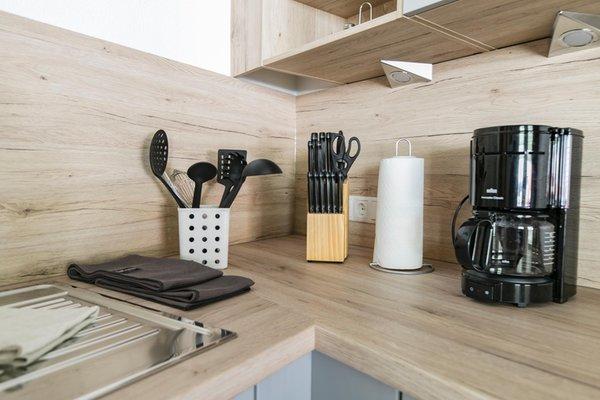 Foto der Küche serraHOF