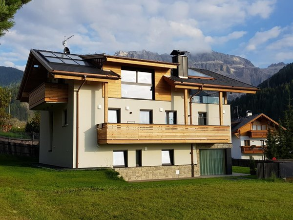 Foto esterno in estate Villa Valeria
