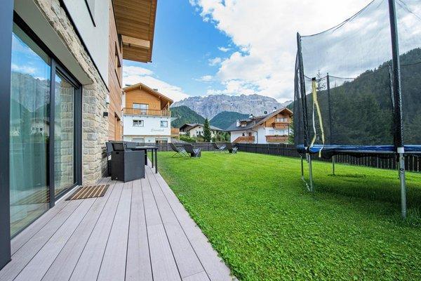 Foto del balcone Villa Valeria