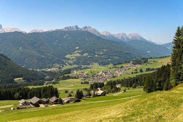 Sommer Präsentationsbild Tourismusverein Gsieser Tal - Welsberg - Taisten