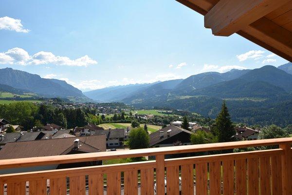 Foto vom Balkon Le Fontanelle