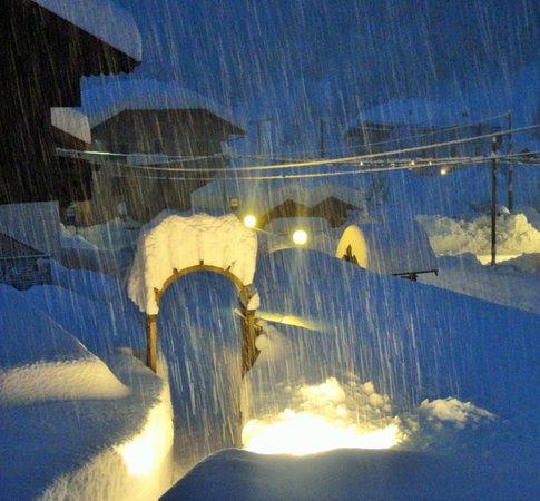 Foto Außenansicht im Winter Bonetti