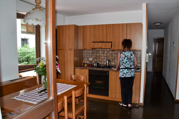Der Wohnraum Residence Bonetti