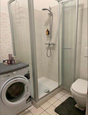 Foto del bagno Appartamenti Villa Maria