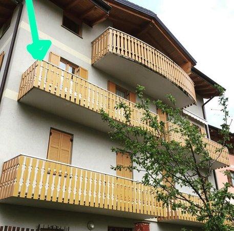 Foto estiva di presentazione Appartamenti Villa Maria