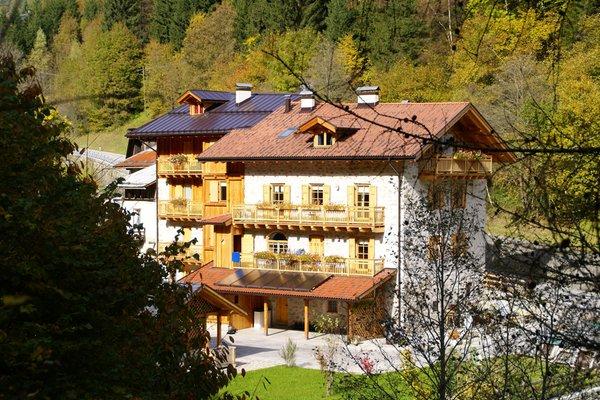 Sommer Präsentationsbild Ferienwohnungen Casa Le Marinolde