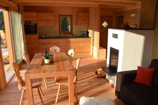Der Wohnraum Natur Chalet Rinkwein