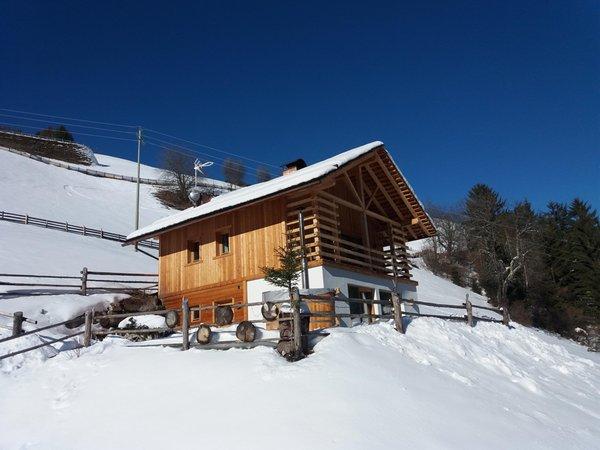 Winter Präsentationsbild Natur Chalet Rinkwein