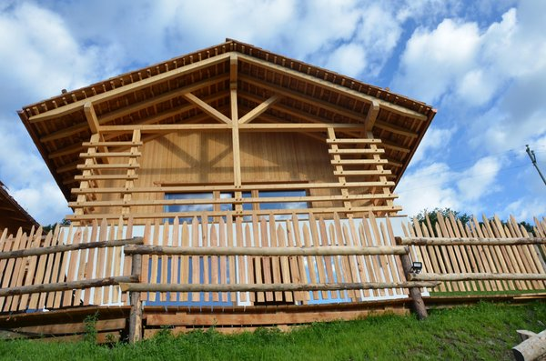 Photo exteriors in summer Natur Chalet