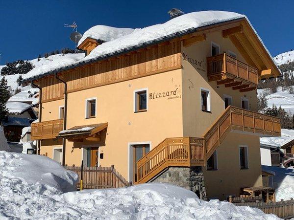 Foto esterno in inverno Blizzard Apartments