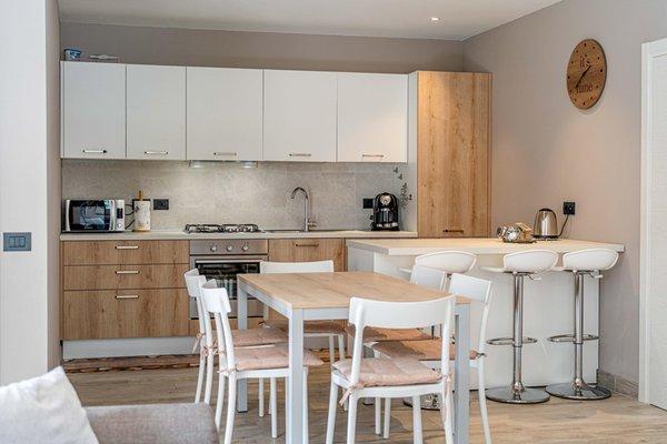 Foto della cucina Blizzard Apartments