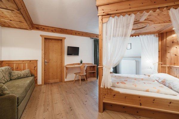 Foto vom Zimmer Garni + Ferienwohnungen Ciasa Urban