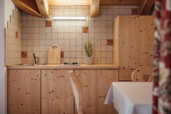 Foto der Küche Ciasa Urban