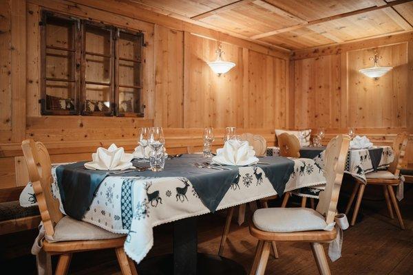 Das Restaurant Badia - Pedraces Ciasa Urban