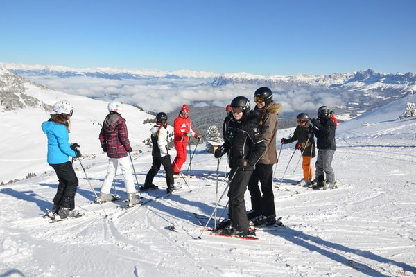 Winteraktivitäten Val di Fiemme