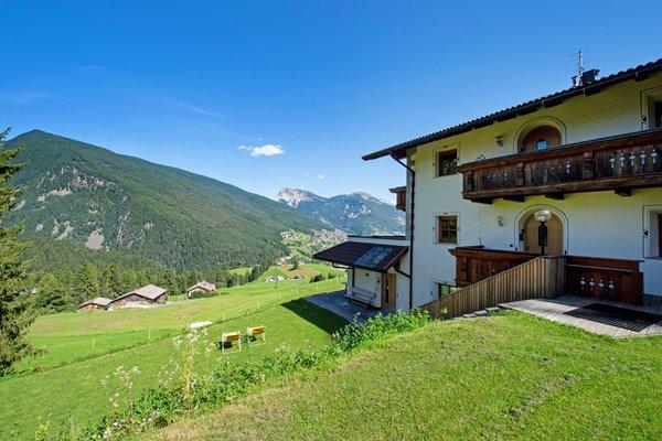 Foto estiva di presentazione Chalet Alpina - Residence