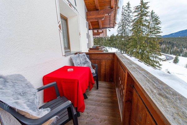 Foto vom Balkon Chalet Alpina