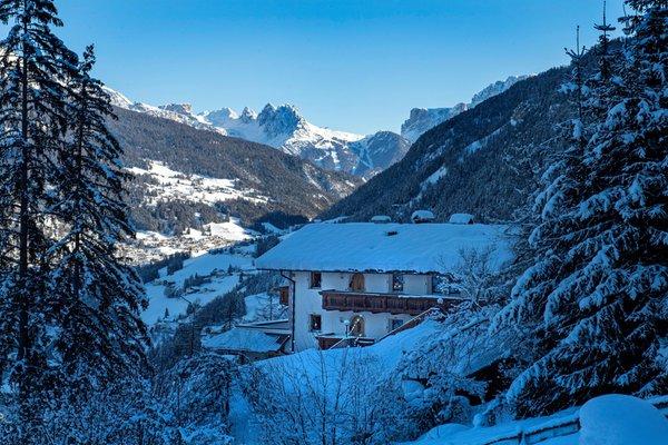 Foto Außenansicht im Winter Chalet Alpina
