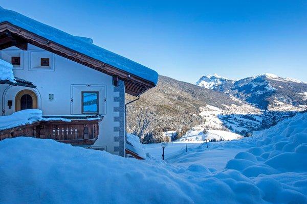 Winter Präsentationsbild Residence Chalet Alpina