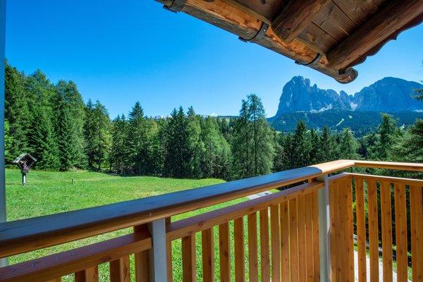 Foto del balcone Chalet Aghel