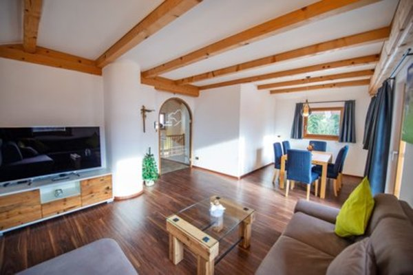 The living area Chalet Aghel