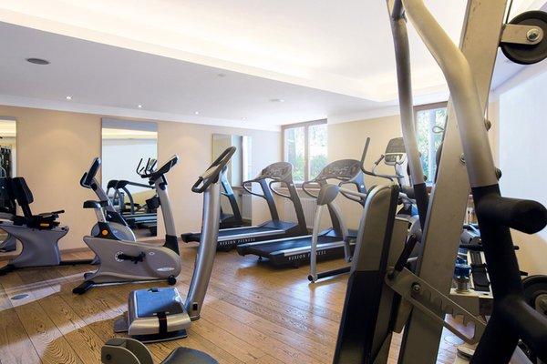 Foto della zona fitness Winklerhotel Lanerhof