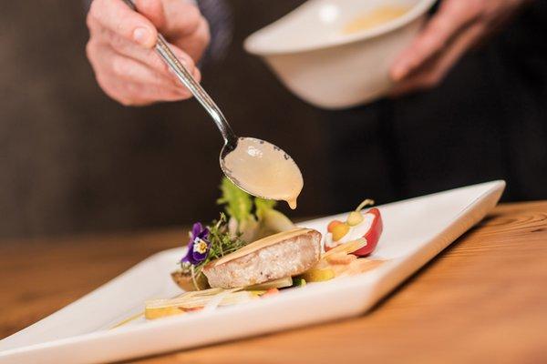 Ricette e proposte gourmet Winklerhotel Lanerhof