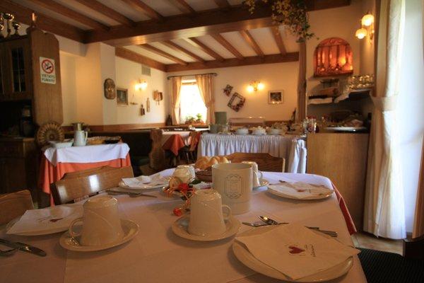 Il ristorante Moena Vajolet