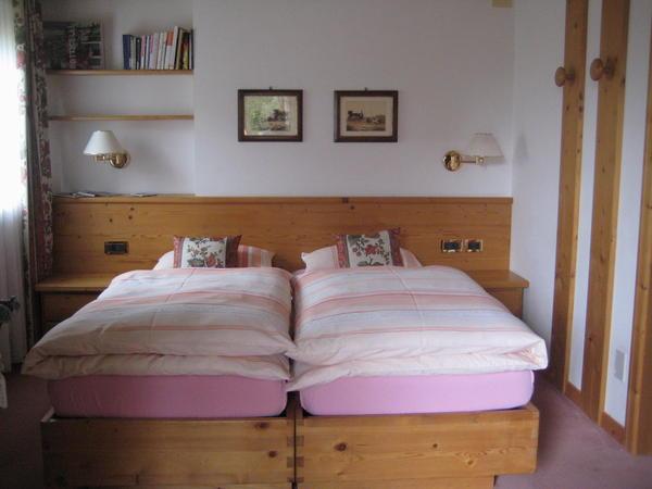 Foto della camera Bed & Breakfast Ciasa Weber