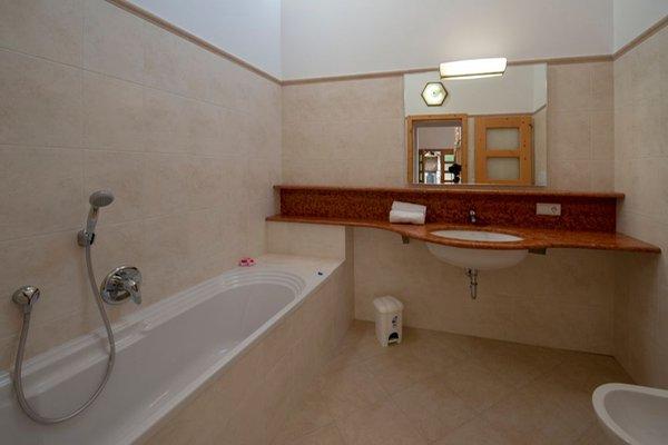 Foto del bagno Appartamenti Funtnatsch