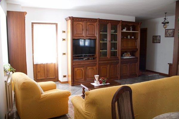 La zona giorno Apartment Relax Natura